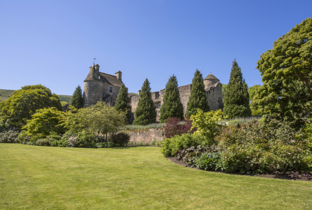 Historically the village is known for its Falkland Palace,the country residence of the Stewart kings and queens and a favourite place of Mary Queen of Scots.