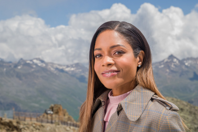 Naomie Harris('Eve Moneypenny') officially opened the installation in mid-July 2018.
