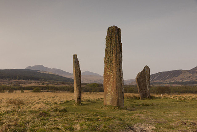 The Stones are 4,500 years old.