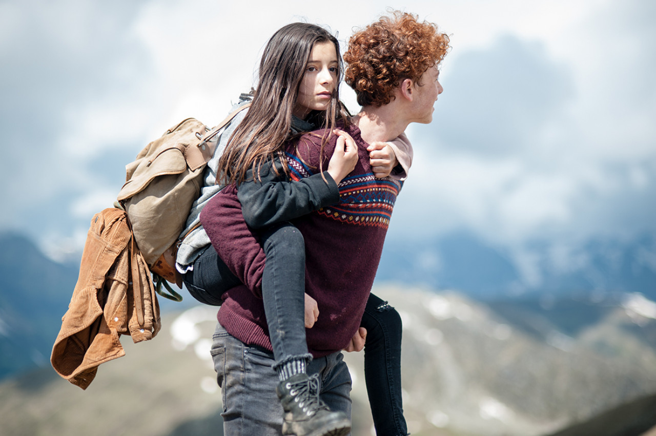 Still from feature film Mountain Miracle