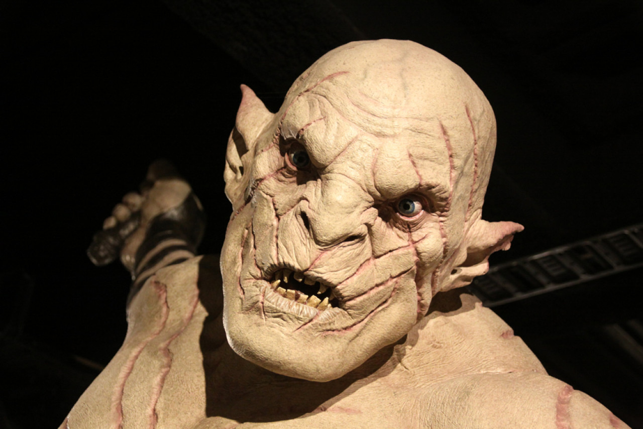 Arzog, known as the Defiler and the Pale Orc (The Hobbit).