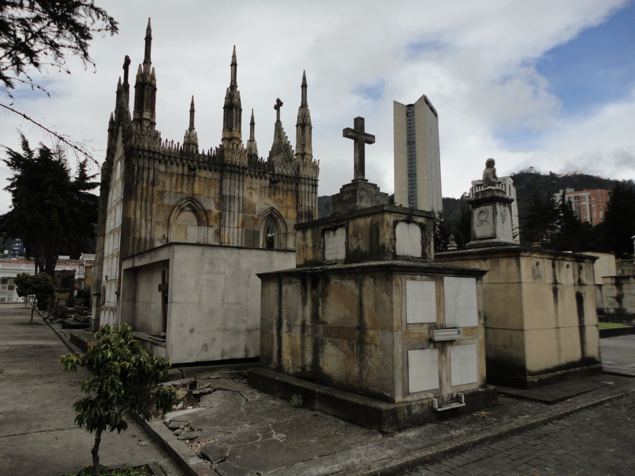 The Central Cemetery
