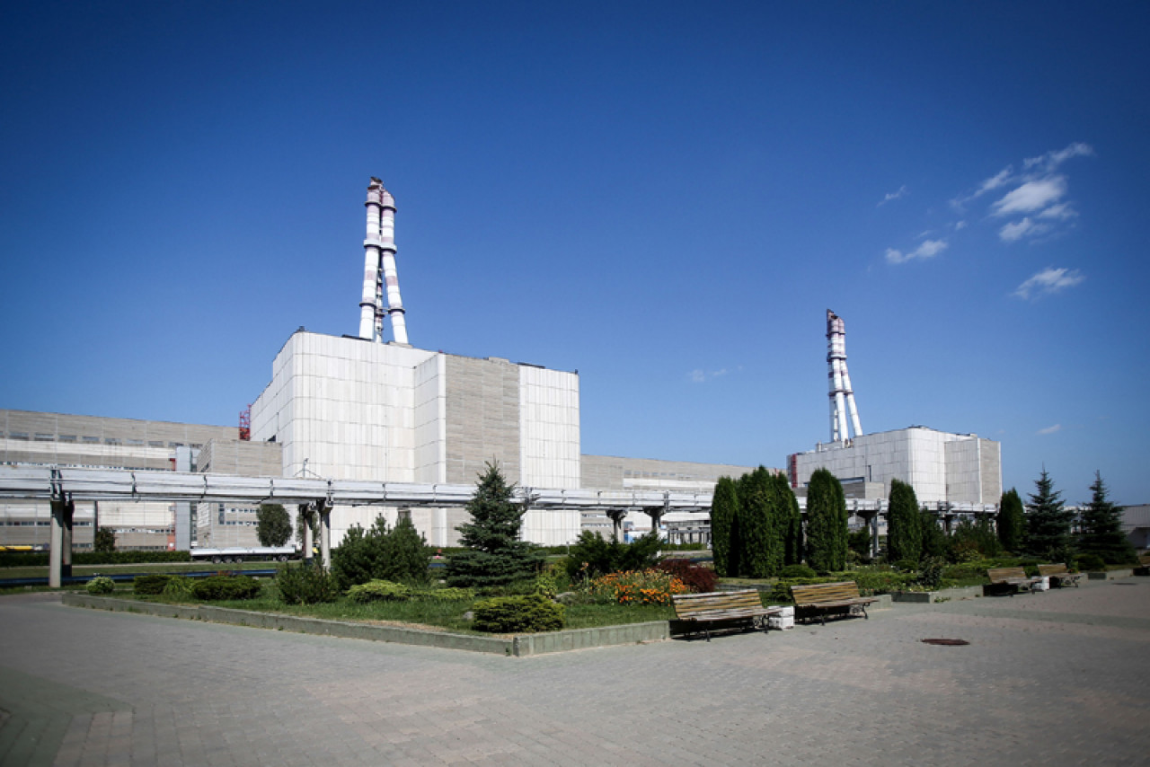 Ignalia's second reactor block has a similar design to that of Chernobyl's infamous reactor No. 4, which exploded in 1986.