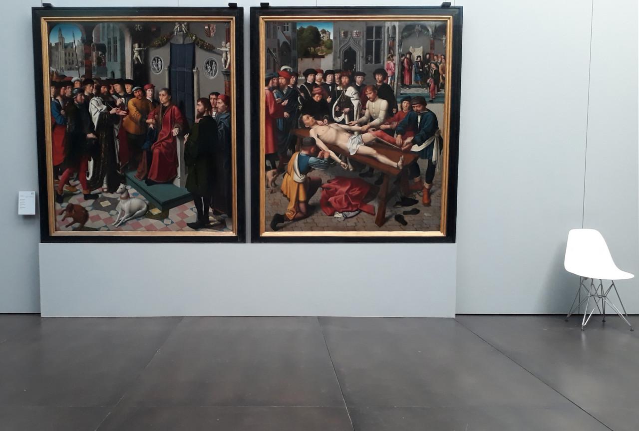 Hieronymus Bosch's Judgement Day.