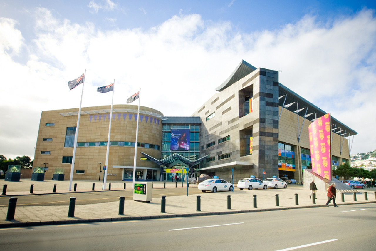 Te Papa translates as Our Place in Te Reo Māori, a fitting name for the country's national museum.