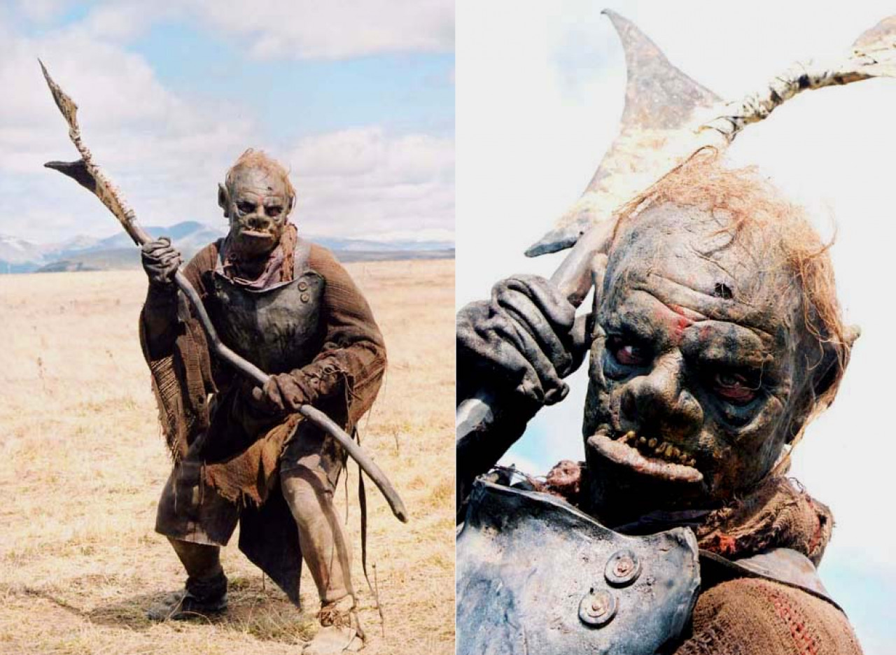 One of Twizel's many resident orcs.