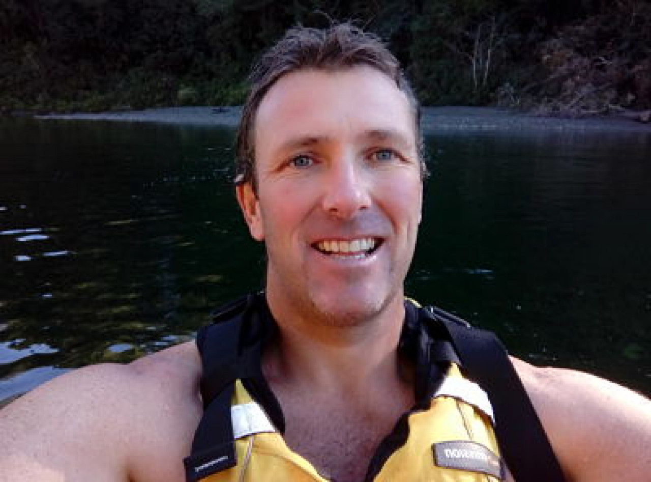 Owner/operator of Pelorus Eco Adventures and trusty guide: Shane