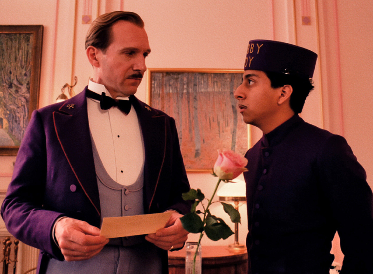 The Grand Budapest Hotel is one of many international productions shot in Görliwood.