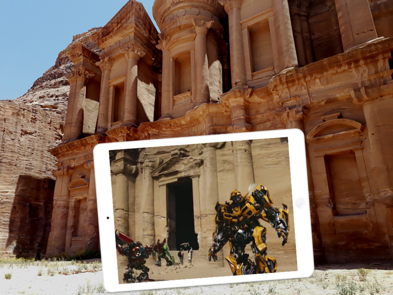 The Monastery also features in the Hollywood blockbuster Transformers: Revenge of the Fallen.
