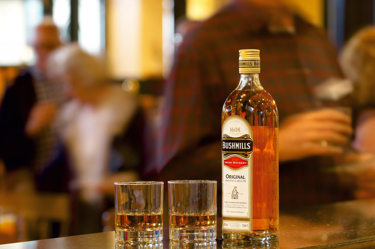 Bushmills is the world's oldest Whiskey distillery, operating since 1608. Tours and tastings are available throughout the year.