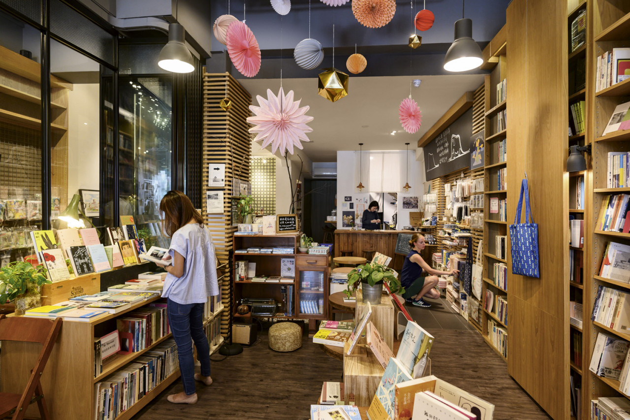 The Grassroots Book Room is one of Singapore's most prominent Chinese bookstores.