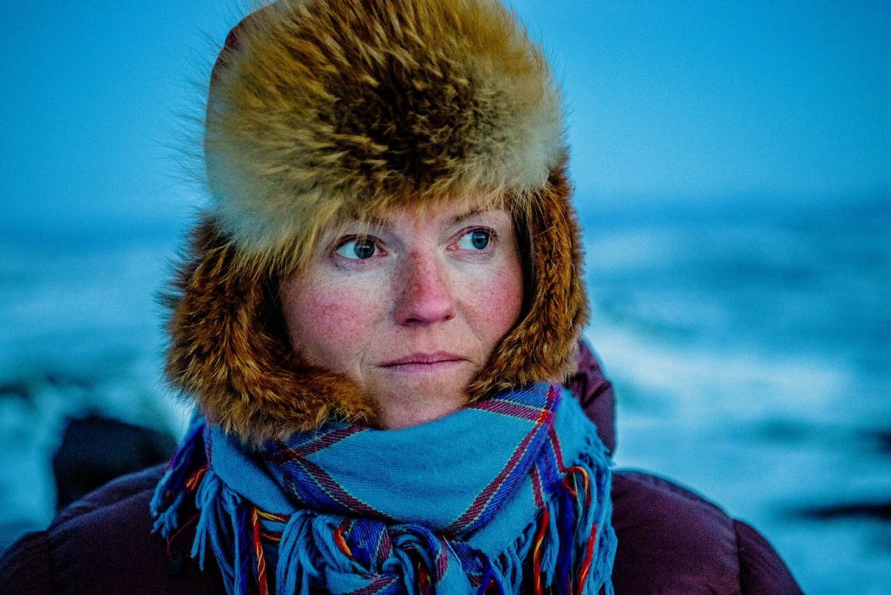 Liv Engholm Turgleder takes visitors along on guided tours on the Finnmarksvidda plateau. She says that the reindeer migration today stands as one of the most memorable experiences that Turgleder - and Finnmark - have to offer.