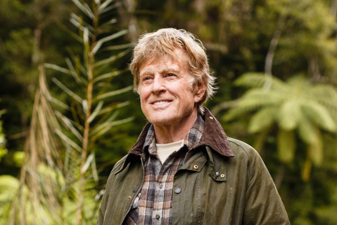 Meacham, played by Robert Redford.
