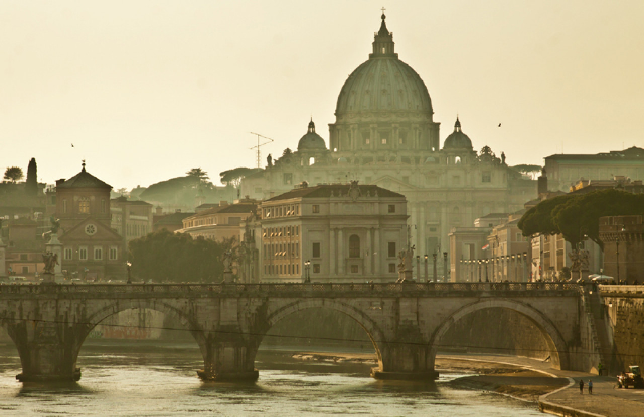 The eternal city was a main location in Spectre.