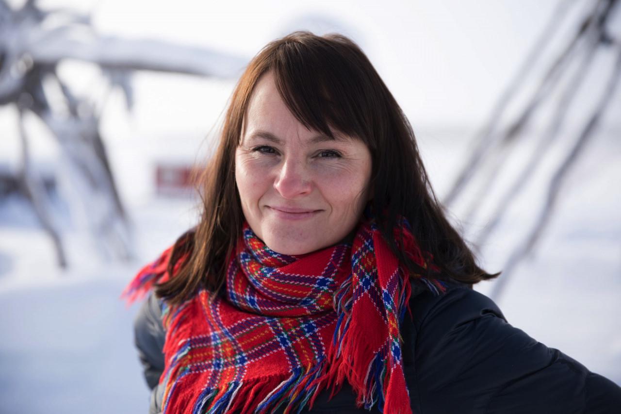Anne Lajla Utsi is aNorwegian Sámi filmmaker andthe Managing Director ofthe International Sámi Film Institutewhere she hasguided a new generation of Sámi filmmakers to international success.