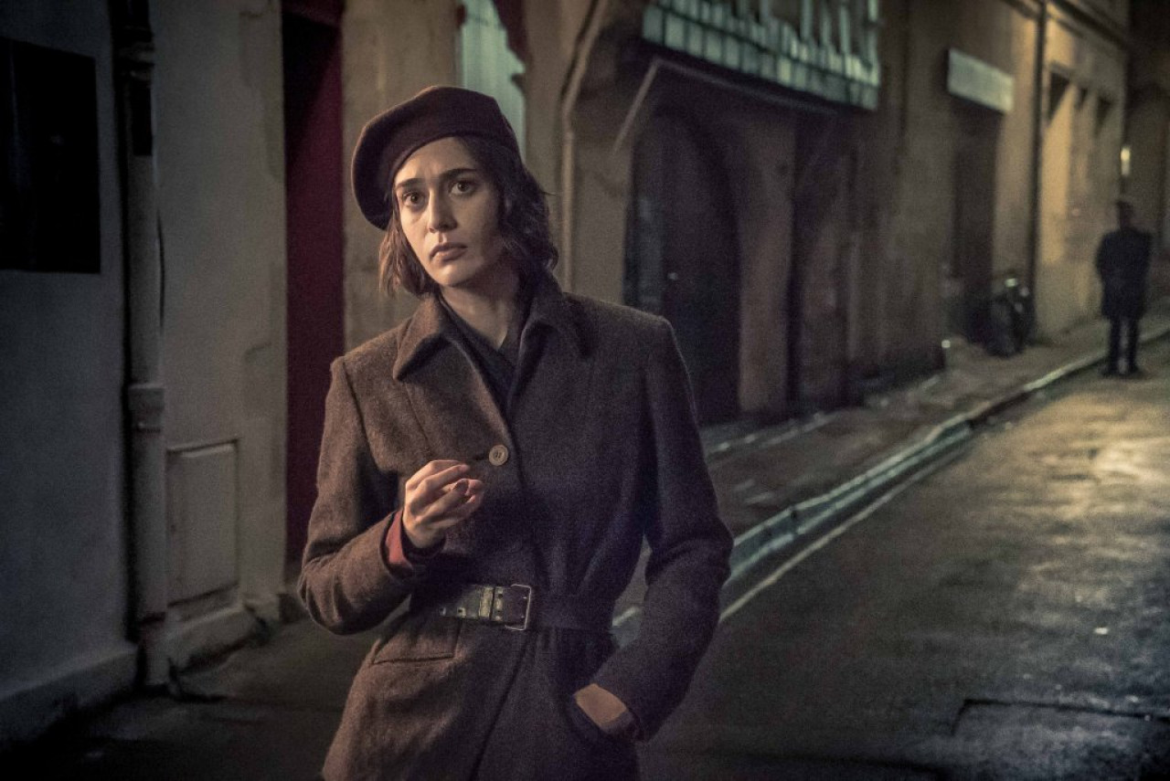 In La Rochelle, American expatriate Carla Monroe (Lizzy Caplan) helps the French Resistance fight the Gestapo.