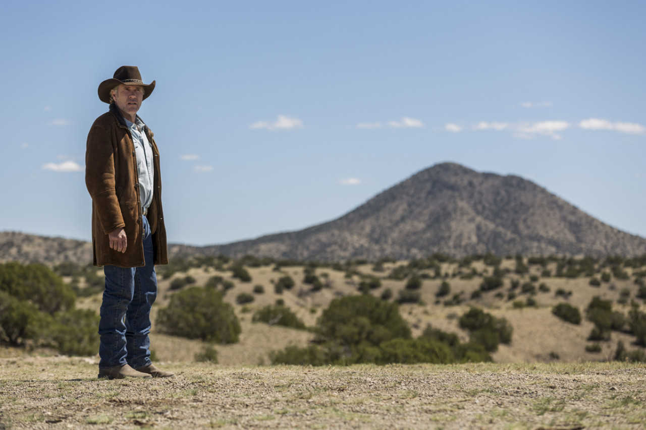 Sheriff Walt Longmire (Netflix).