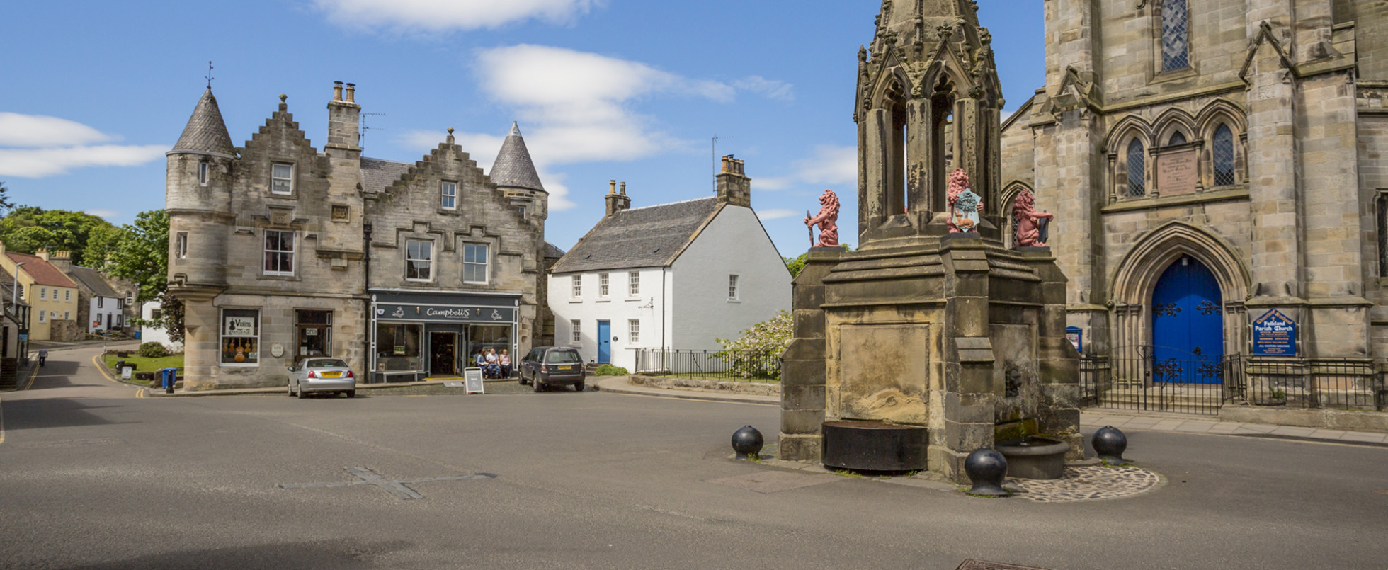 Village of Falkland