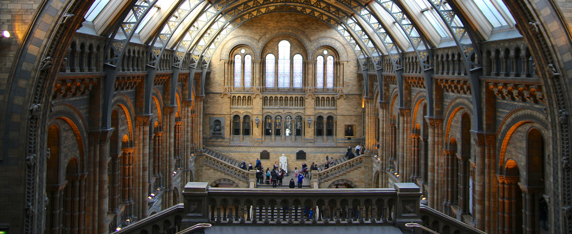 London Natural History Museum: Millicent's Lair