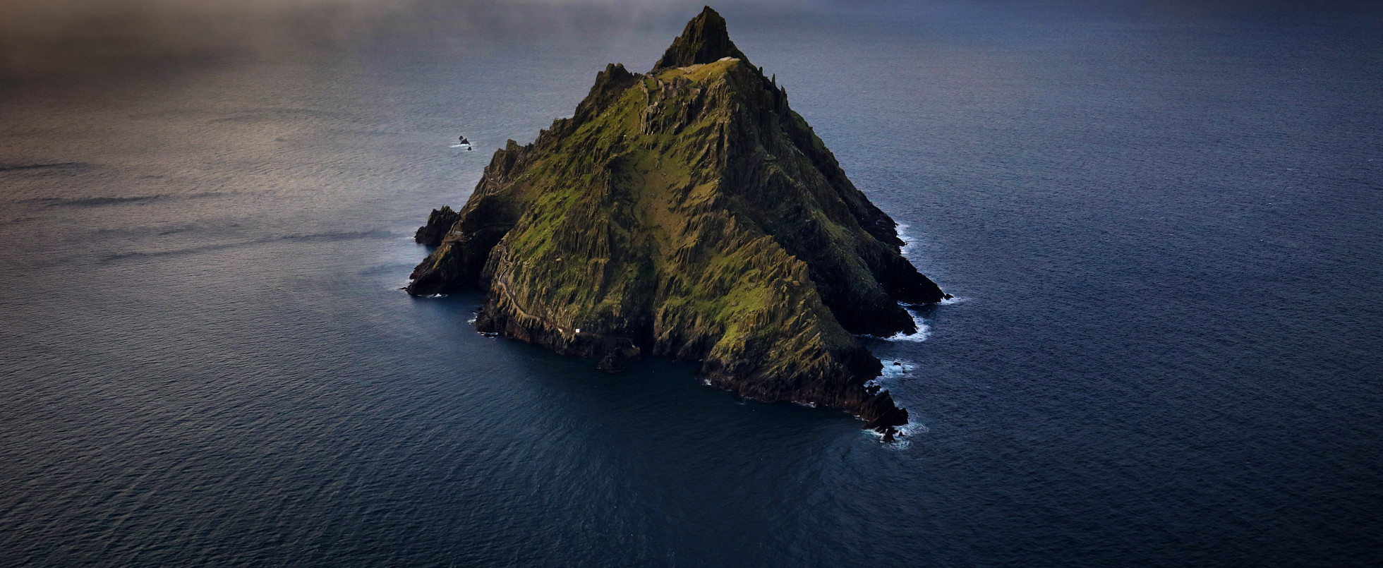 Skellig Michael: Home of Luke Skywalker
