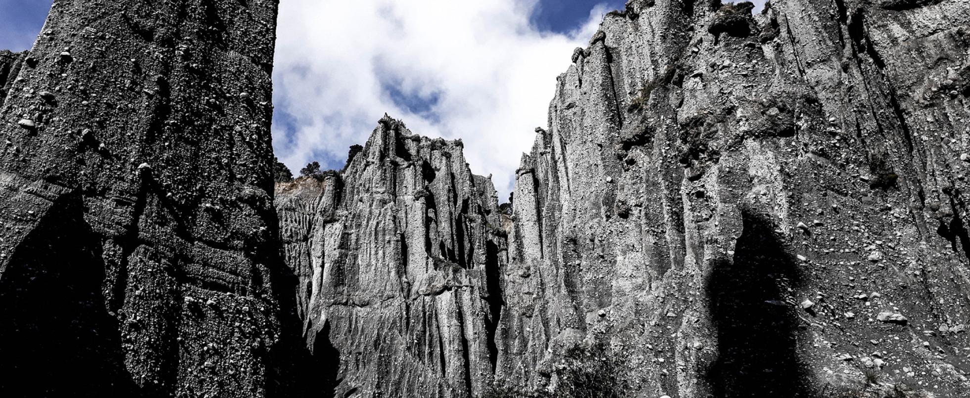 Putangirua Pinnacles: The Dimholt Road