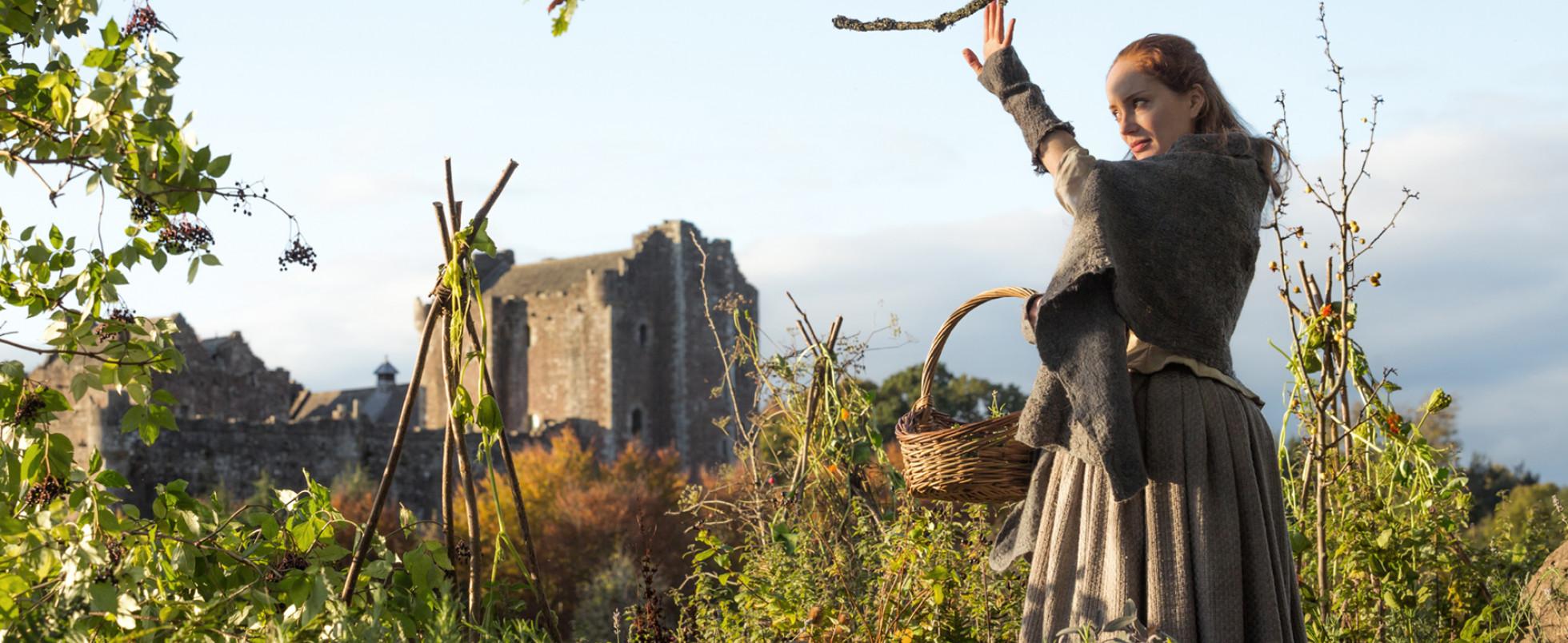 Doune Castle: Castle Leoch
