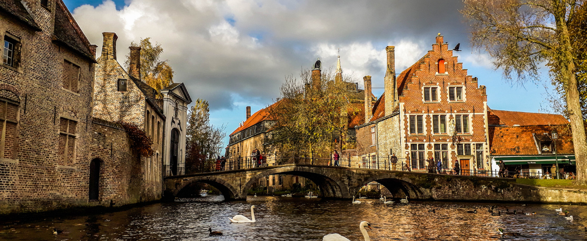 City of Bruges, Belgium: In Bruges