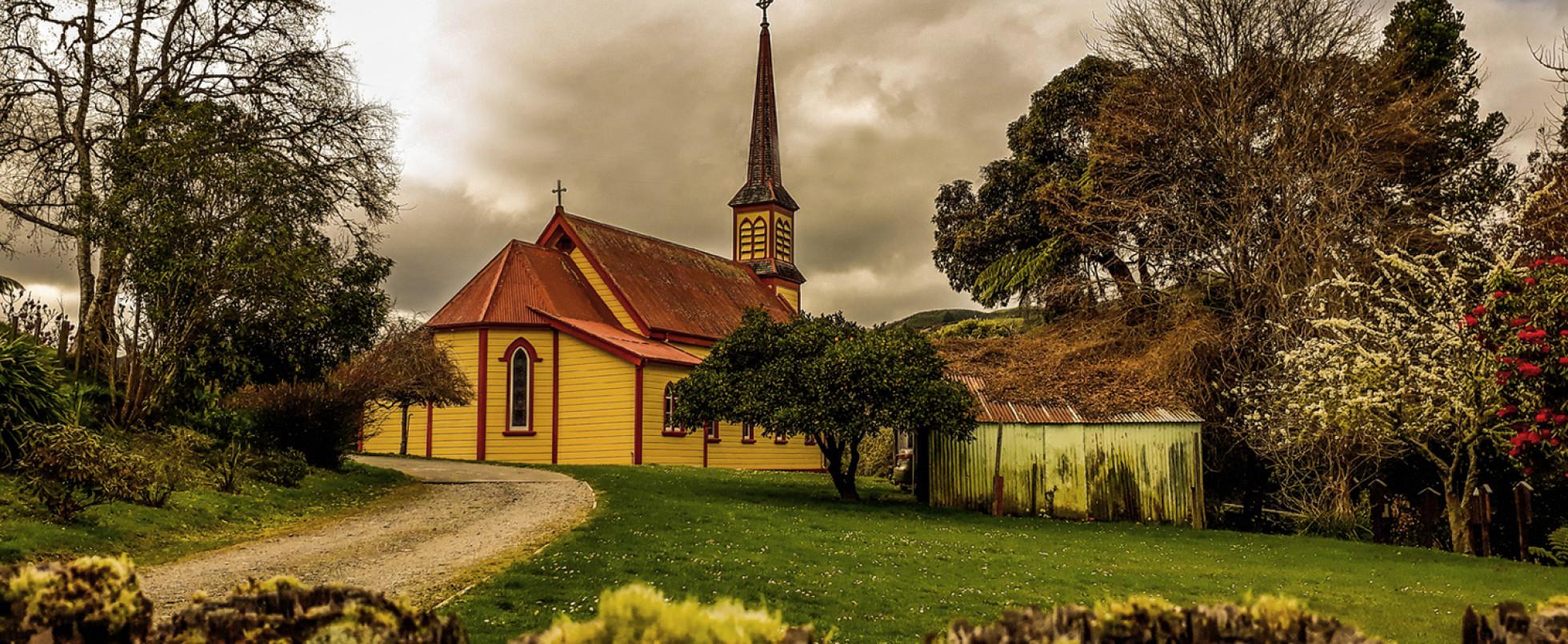 Jerusalem, New Zealand: How Far is Heaven