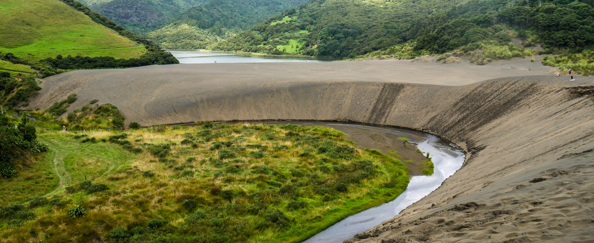 Lake Wainamu: The Silver River