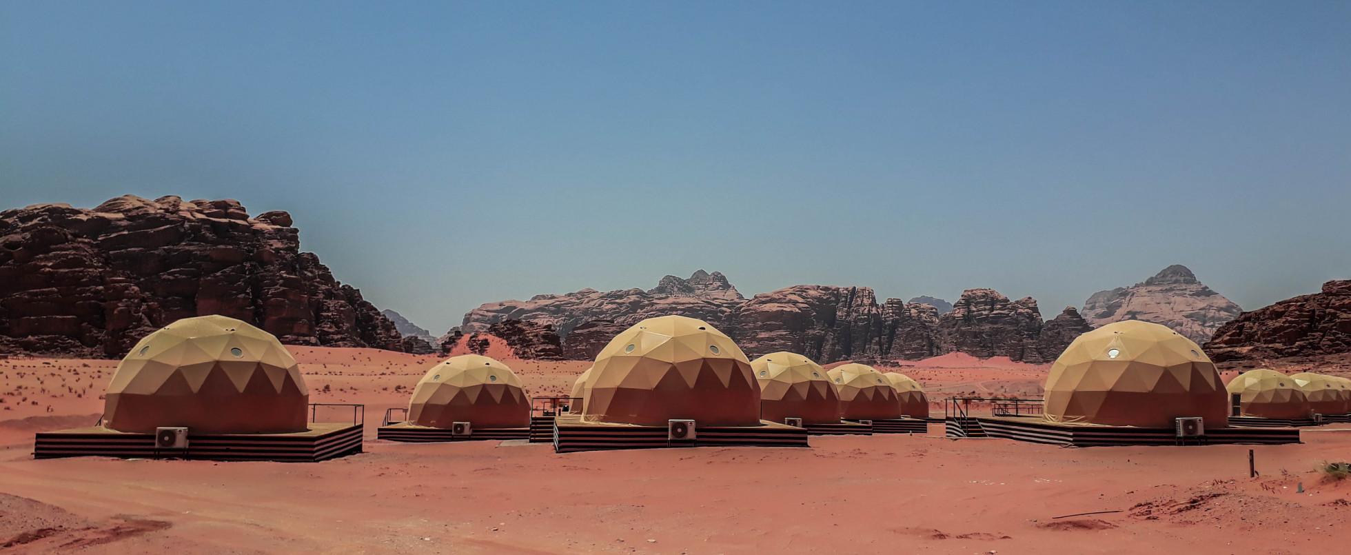 A Sleepover on Mars