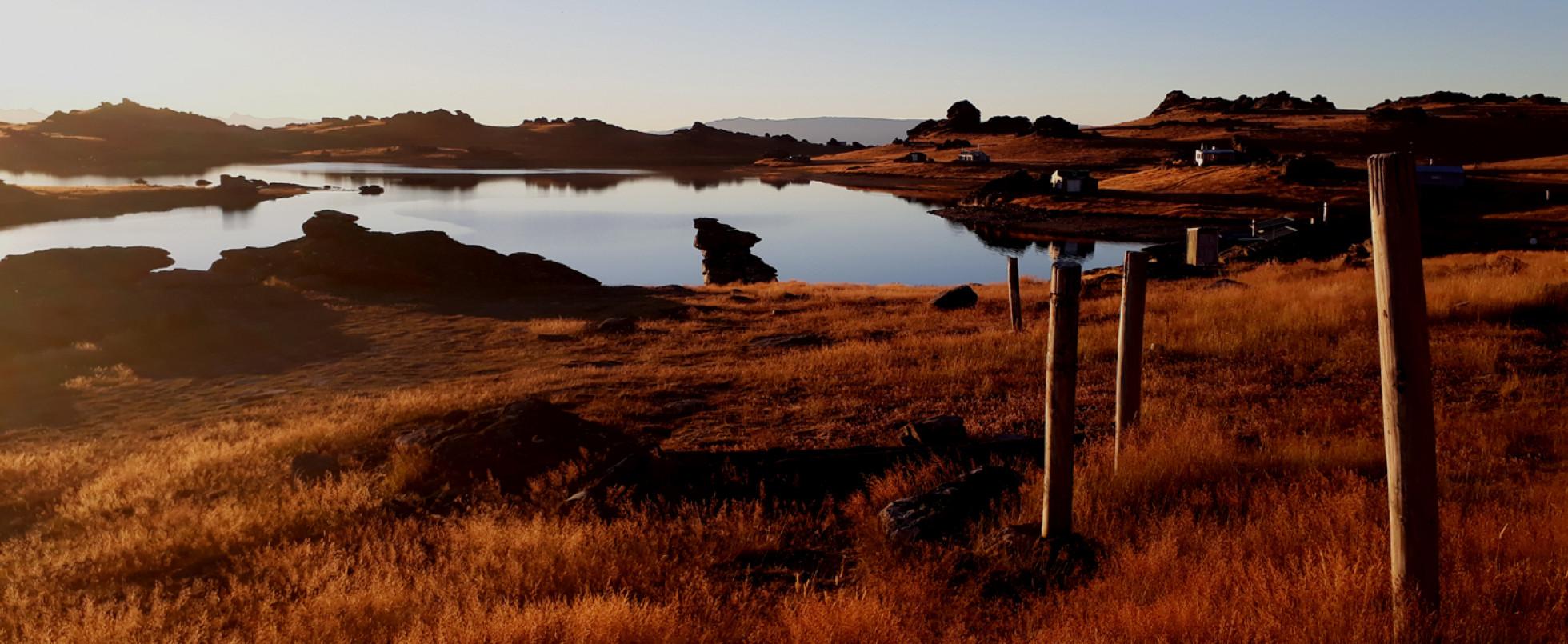 Poolburn Reservoir: Rohan's Westfold