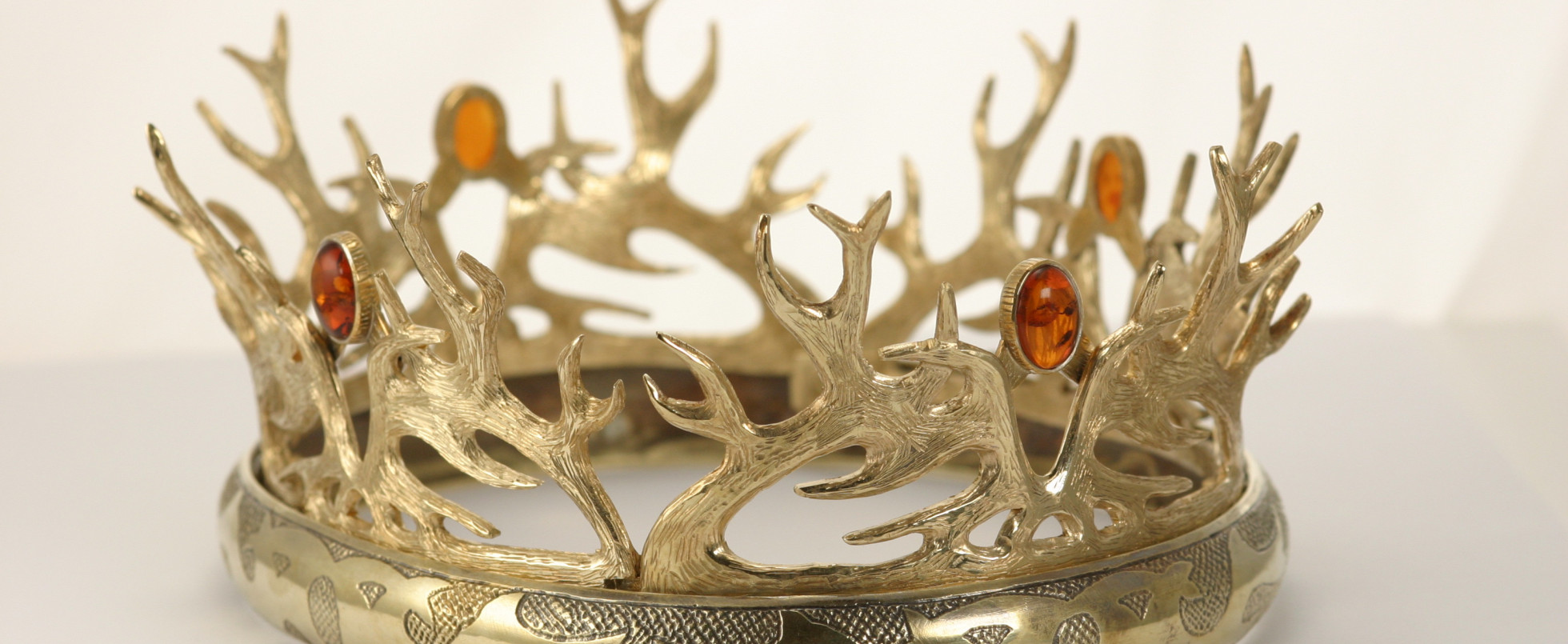 Crafting Jewellery Fit For a King
