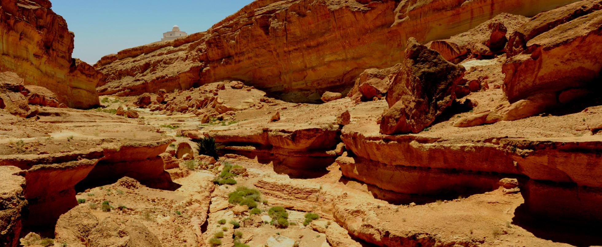 Jebel Krefane: Star Wars Canyon