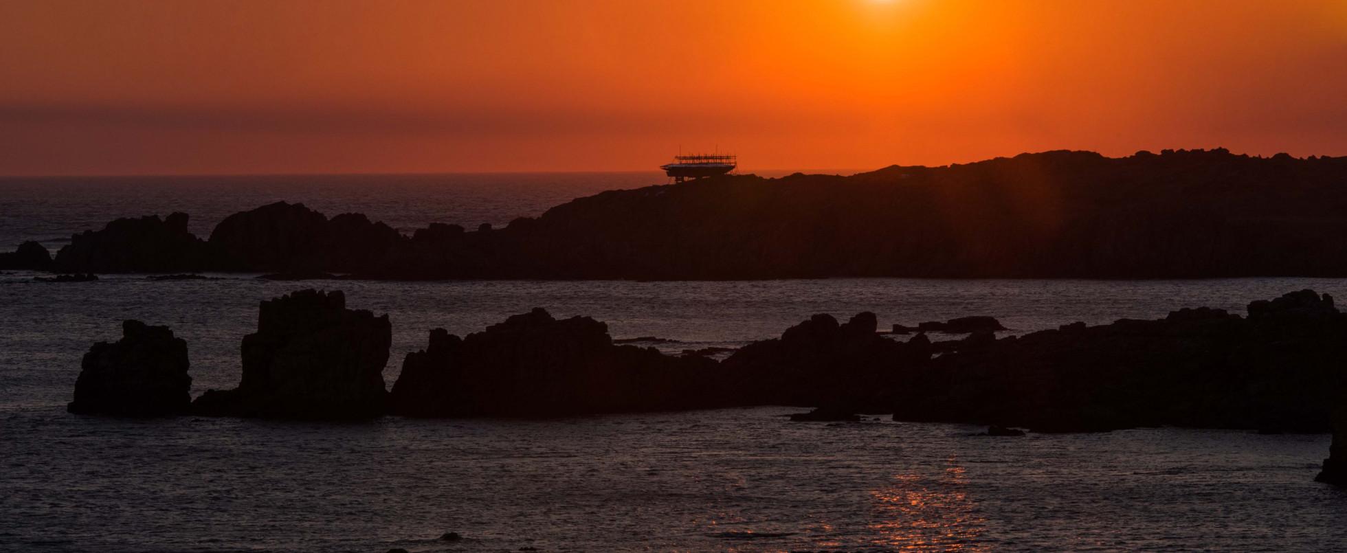 Explore the Landing Site of the Millennium Falcon