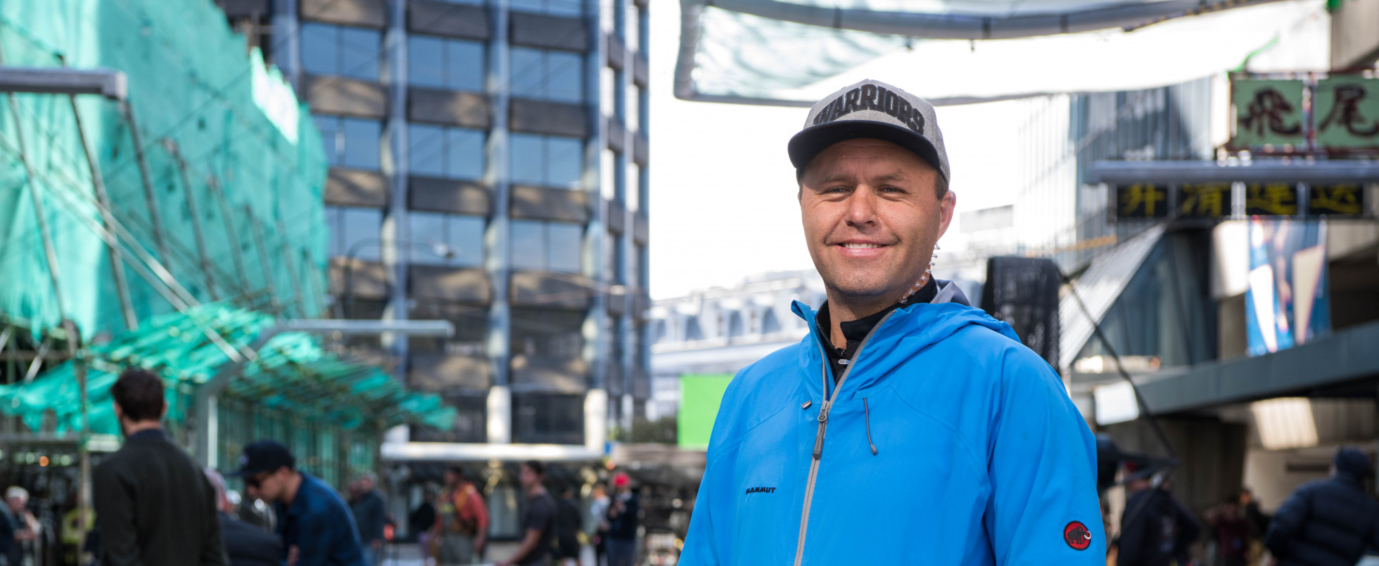 Jared Connon - New Zealand's Leading Location Scout