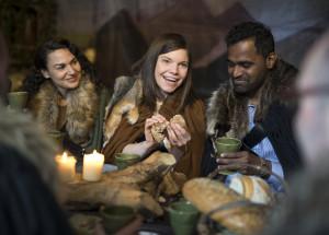 A Banquet at The Cuan