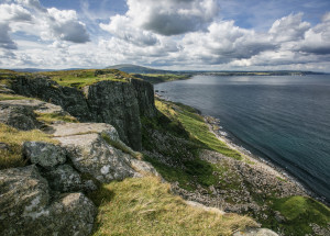 Fair Head: The Cliffs of Dragonstone
