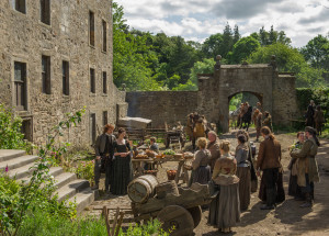 Midhope Castle: Lallybroch