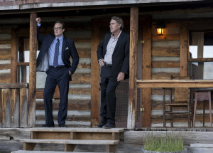 Walt Longmire's Cabin