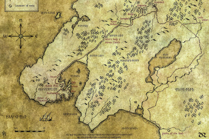 Touring Wellington's Middle Earth Locations