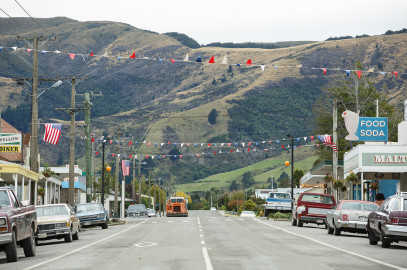Tapanui: Millhaven, Oregon