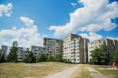Location Tour through Pripyat