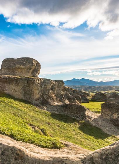 Elephant Rocks: Archery Range