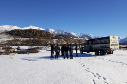 Edoras: On Location with Hassle Free Tours