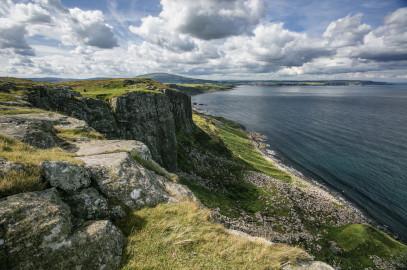 Fairhead: The Cliffs of Dragonstone