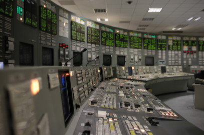 Visaginas Control Panel Simulator