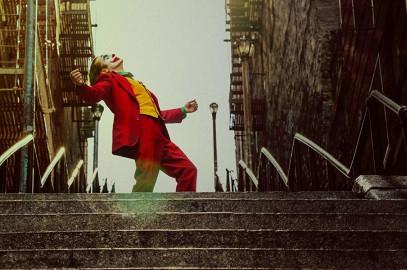 The Joker Stairs