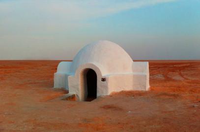 Chott el Jerid: Lars Homestead Exterior