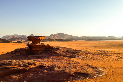 Wadi Rum: Prince Faisal's Stronghold