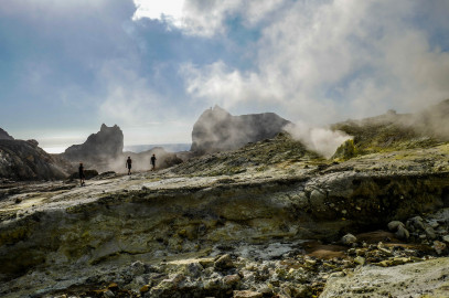 White Island: Dagda Mor's Hideout